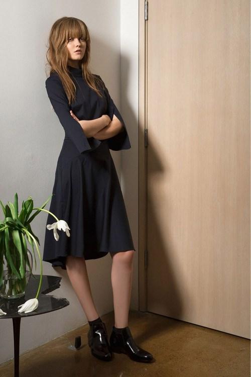 Ofis tarzı. Kadınlar için şık ofis kıyafetleri