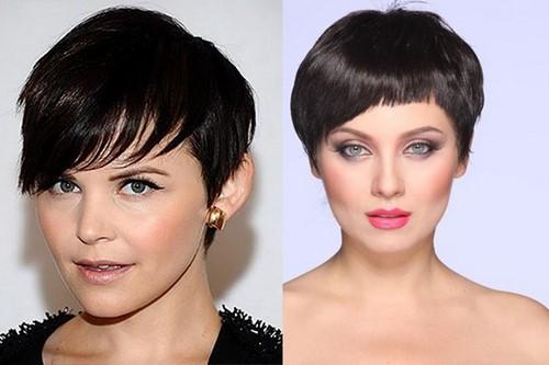 Coupes de cheveux à la mode après 40 ans - une façon originale de paraître plus jeune