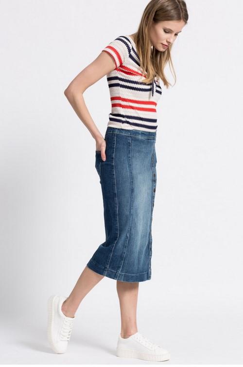 Moda midi etekler.Midi etek nasıl giyilir - fotoğraf fikirleri, yeni ürünler, trendler