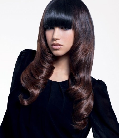 Uzun saçlar için güzel saç kesimleri: fotoğraflar, haberler, moda trendleri