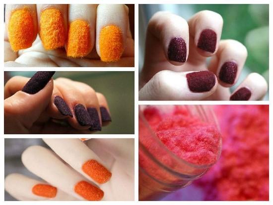 Manucure d'automne - idées et nouveaux articles pour la manucure d'automne