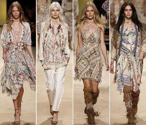 Le style bohème dans les vêtements: des idées inhabituelles sur la façon de s'habiller dans un style bohème