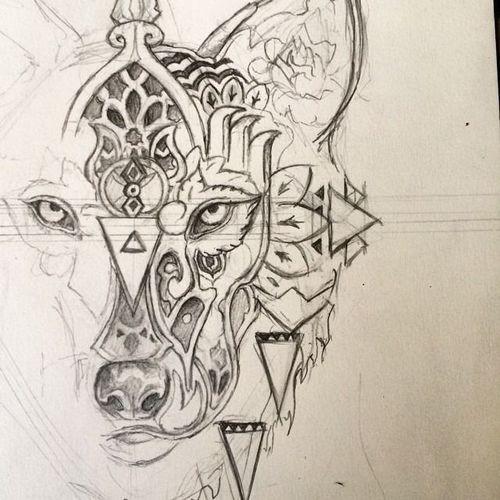 Croquis de tatouage pour les filles: photos, conception de tatouage, idées de dessin