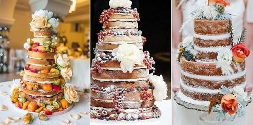 Beaux gâteaux: photos, tendances des gâteaux, idées, actualités
