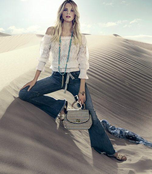 Moda yaz yay: fotoğraflar, giyim trendleri, görüntülerin fikirleri