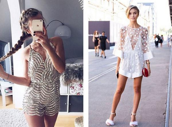 Belles combinaisons: photos de combinaisons à la mode dans différents styles