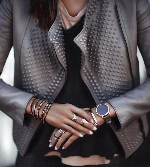 Farklı tarzlarda ceketli şık yaylar - 60+ fotoğraf