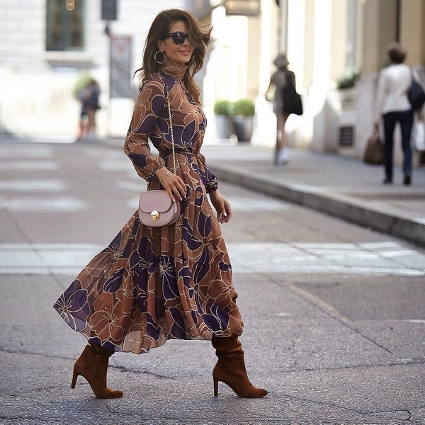 İlkbaharın moda görüntüleri: yeni sezonda nasıl giyinilir - fotoğraf trendleri