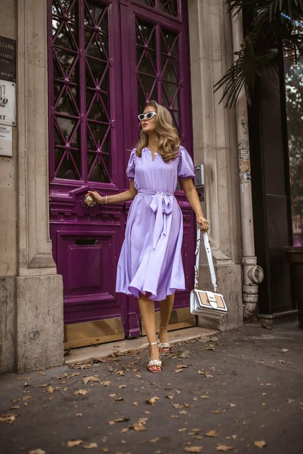 İlkbahar için güzel elbiseler - TOP 11 trendlerinde fotoğraf haberleri ve trendler