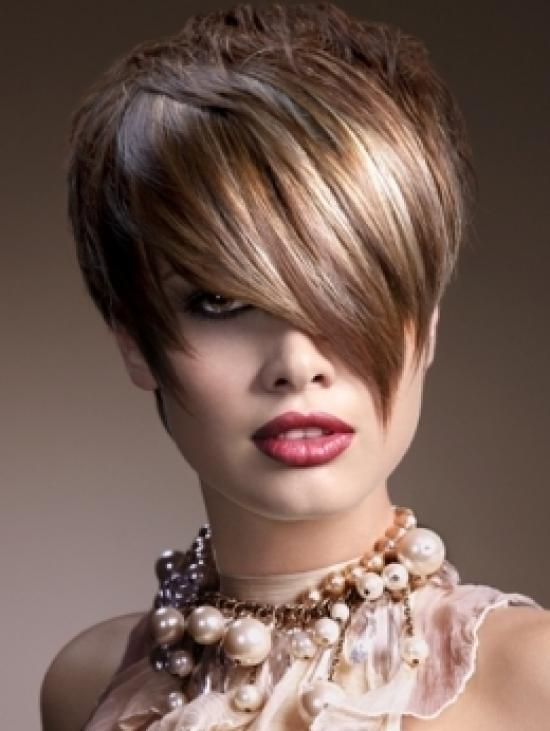 Coiffures à la mode: TOP tendances des variations les plus élégantes et les plus belles des coiffures