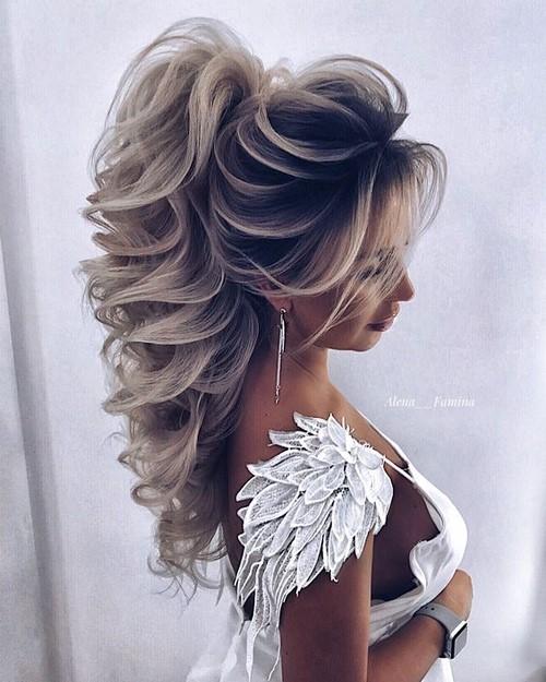 Comment coiffer les cheveux en différentes longueurs. Style à la mode. Idées photo